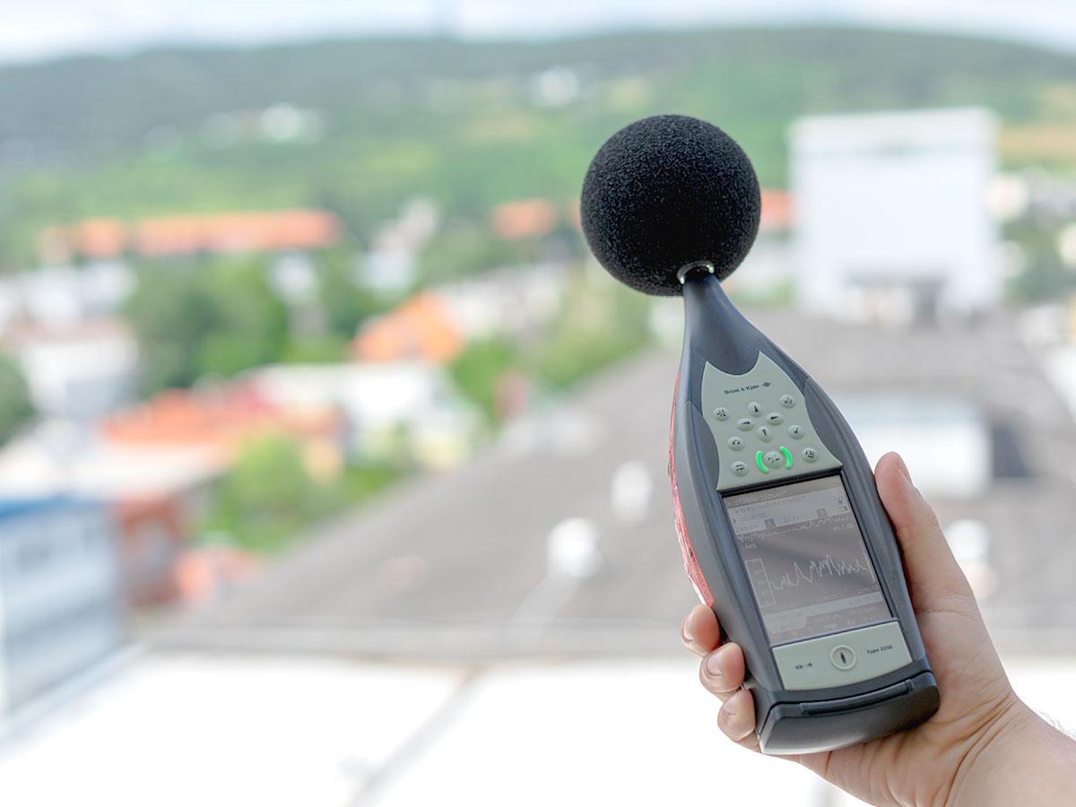 Časový priebeh analyzovaného zvuku
